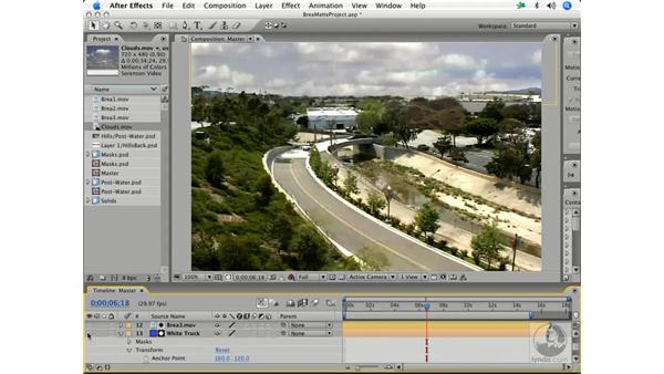 Relocating a location: After Effects 7 and Photoshop CS2 Integration