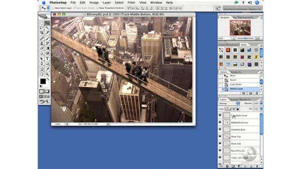 Background in motion: After Effects 7 and Photoshop CS2 Integration