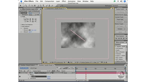 Creating clouds and fog from Photoshop layers: After Effects 7 and Photoshop CS2 Integration
