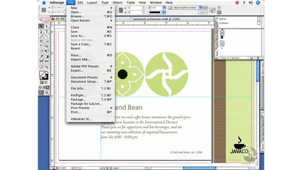 Replacing graphics: InDesign CS2 Power Shortcuts