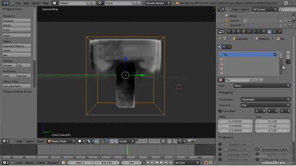 efectos especiales con blender video2brain