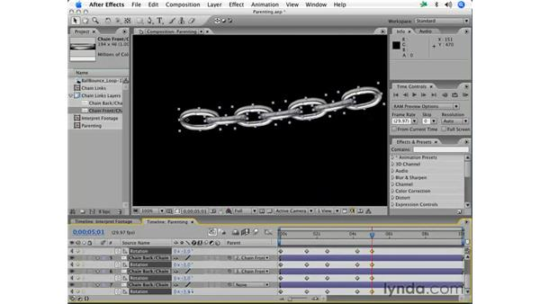 Character animation: After Effects 7 Essential Training