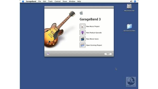 About enhanced podcasts: Podcasting with GarageBand 3