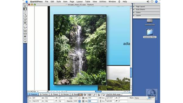 Maintaining picture attributes: QuarkXPress 7 New Features