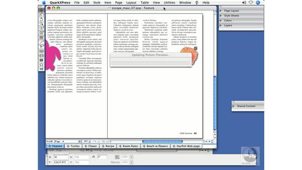Composition Zones: QuarkXPress 7 New Features