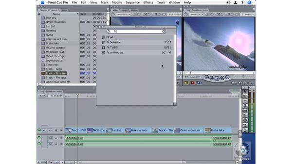 Customizing keyboard shortcuts and buttons: Final Cut Pro Optimization and Troubleshooting