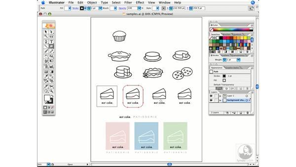 Shape drawing shortcuts: Illustrator CS2 Power Shortcuts