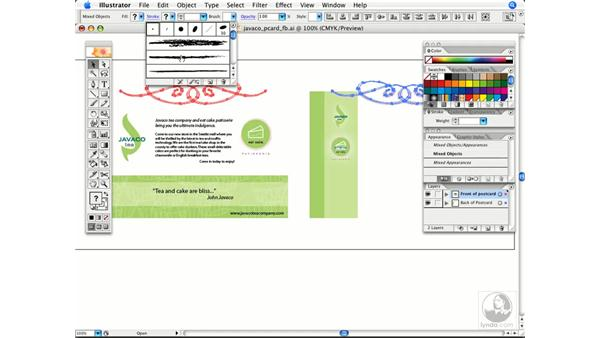 Selecting objects by characteristics: Illustrator CS2 Power Shortcuts