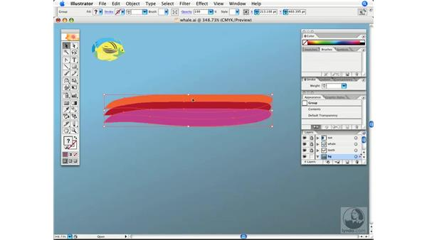 Creating brush shortcuts: Illustrator CS2 Power Shortcuts