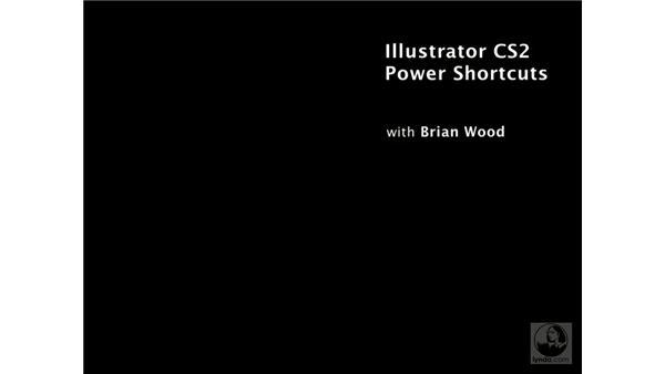 Goodbye: Illustrator CS2 Power Shortcuts
