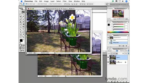 What is Difference Masking?: Photoshop CS2 FAQs