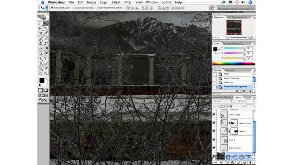 What's a Background Layer?: Photoshop CS2 FAQs