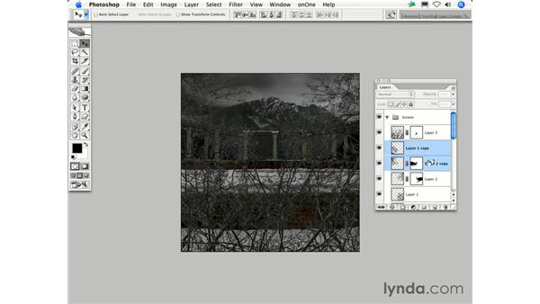 How do I link Layers in Photoshop CS2?: Photoshop CS2 FAQs