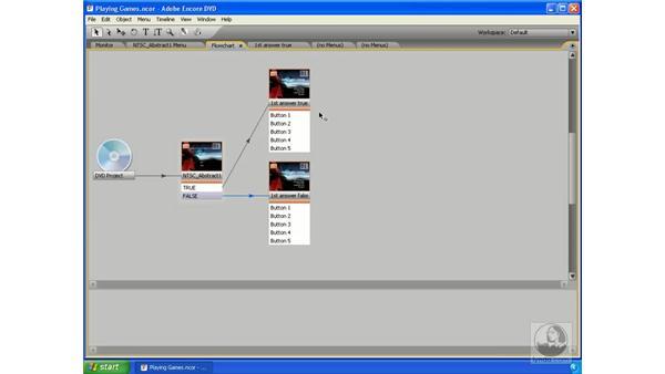 DVD games: Encore DVD 2.0 Essential Training