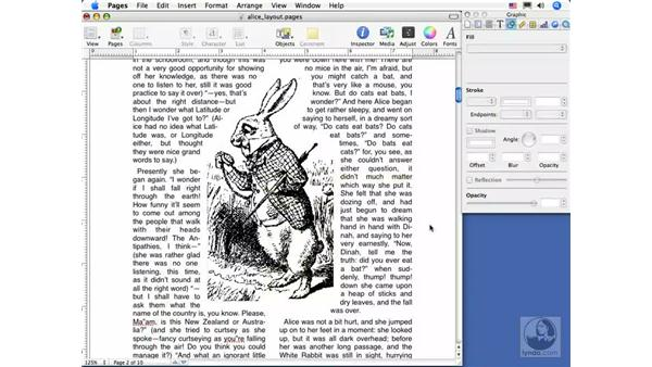 Masking objects: Pages 2 Essential Training