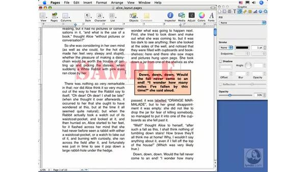 Master objects: Pages 2 Essential Training