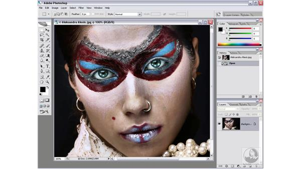 Adjustment layer shortcuts: Photoshop CS2 Actions and Automation