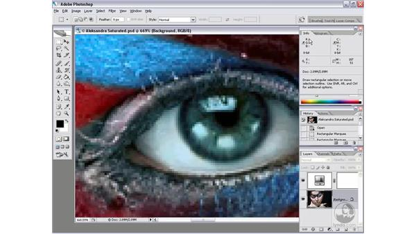 Saving your workspace: Photoshop CS2 Actions and Automation