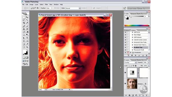 Playback options: Photoshop CS2 Actions and Automation