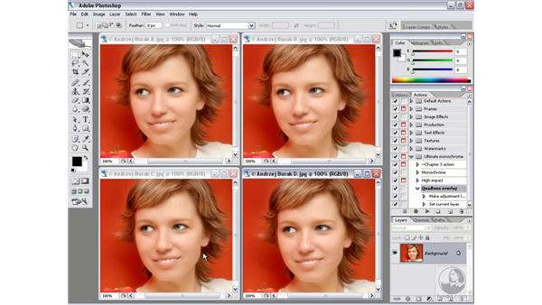 Tip: Playing multiple sequential actions: Photoshop CS2 Actions and Automation