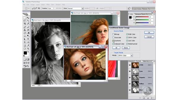 Employing Fit Image and CMC: Photoshop CS2 Actions and Automation