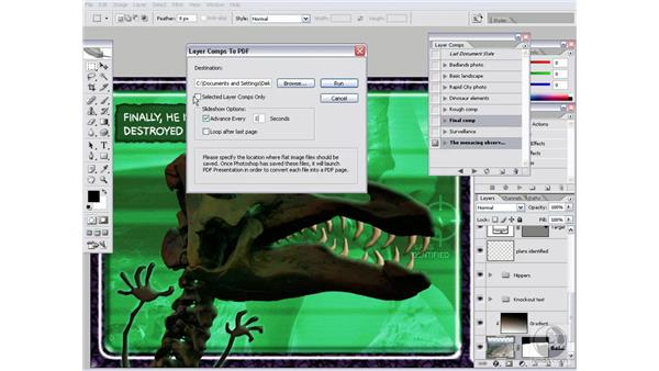 The Scripts menu: Photoshop CS2 Actions and Automation