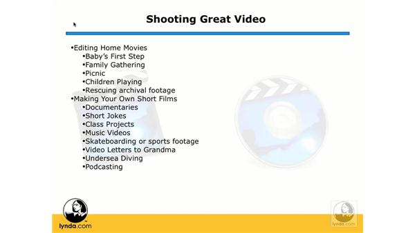 What can you do with iMovie and iDVD?: iMovie HD 6 + iDVD 6 Essential Training
