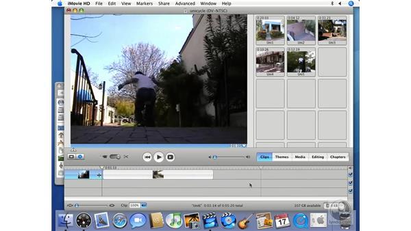 : iMovie HD 6 + iDVD 6 Essential Training
