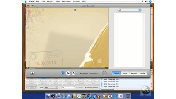 GarageBand: iMovie HD 6 + iDVD 6 Essential Training