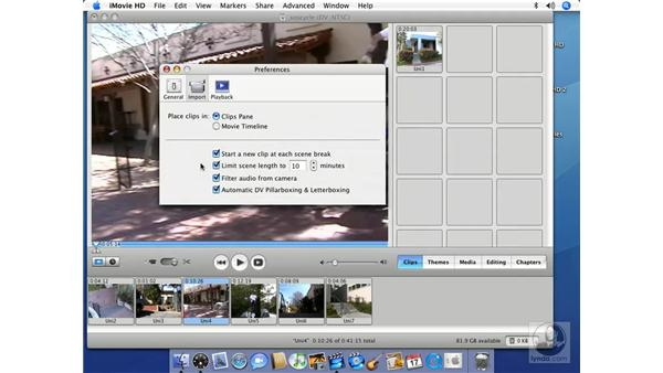 Pro tip: Emptying the Trash: iMovie HD 6 + iDVD 6 Essential Training