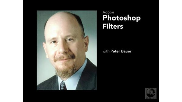 Welcome: Photoshop Filters