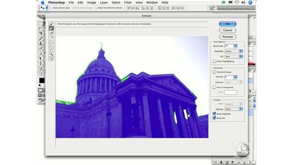 Extract: Photoshop Filters