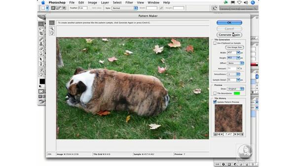 Pattern Maker: Photoshop Filters