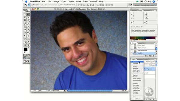 Box Blur: Photoshop Filters