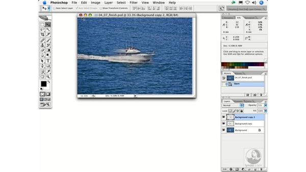 Motion Blur: Photoshop Filters