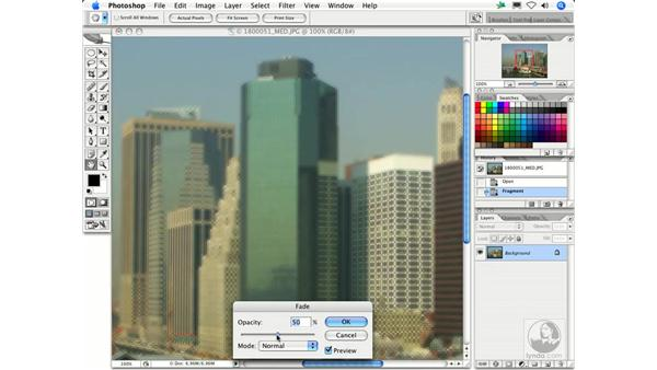 Fragment: Photoshop Filters