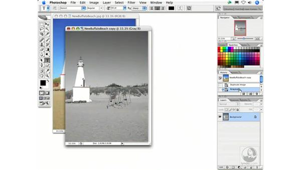 Stamp: Photoshop Filters