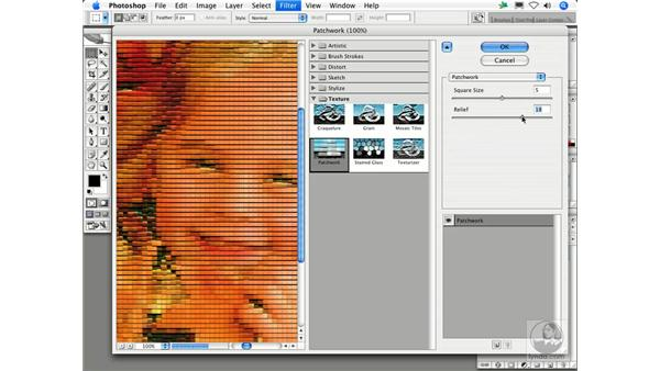 Patchwork: Photoshop Filters