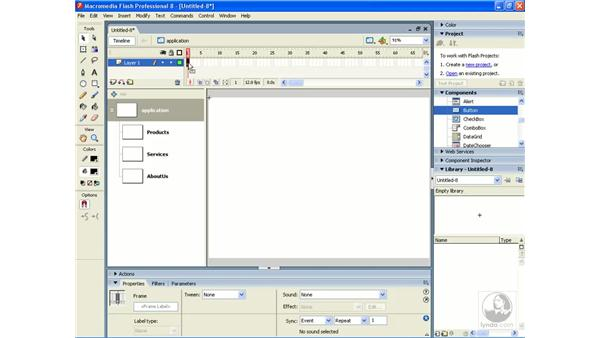 Using form applications pt. 2: Flash Professional 8 Building Data-Driven Applications