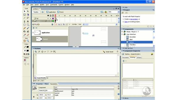 The DataHolder component: Flash Professional 8 Building Data-Driven Applications