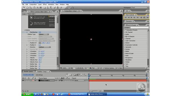 Explosions for games: After Effects 7 and Flash 8 Integration