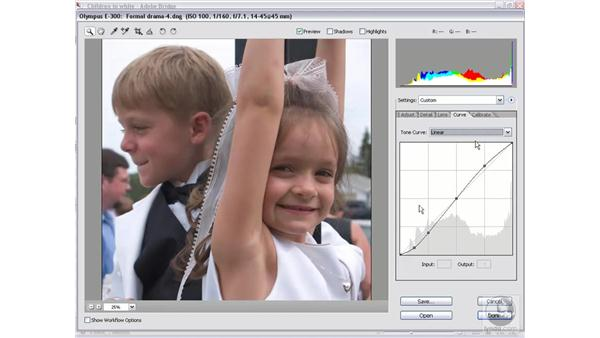 The Tone Curve: Photoshop CS2 Mastering Camera Raw