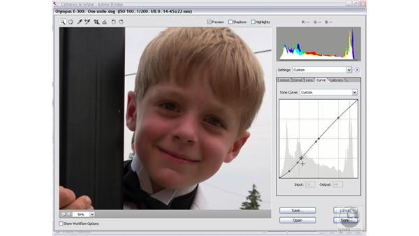 Boosting a low-contrast image: Photoshop CS2 Mastering Camera Raw