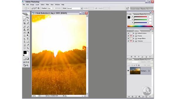 The Workflow options: Photoshop CS2 Mastering Camera Raw