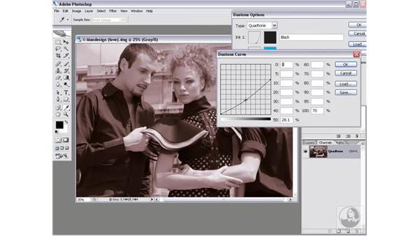 Making a Sepia Tone: Photoshop CS2 Mastering Camera Raw