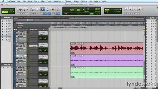 Why should you export to Pro Tools?: Audio Post Workflow with Final Cut Pro X v10.1.x and Pro Tools