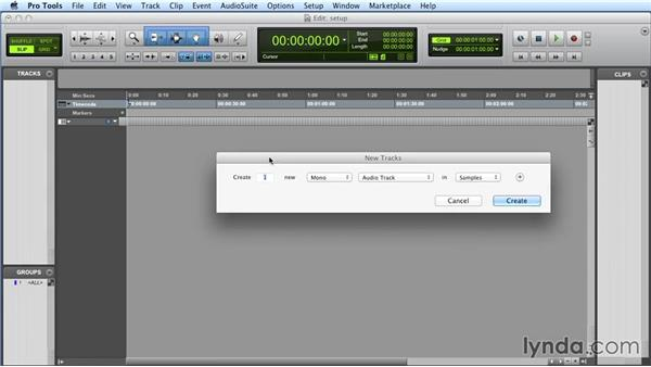 Setting up Pro Tools for video post: Audio Post Workflow with Final Cut Pro X v10.1.x and Pro Tools
