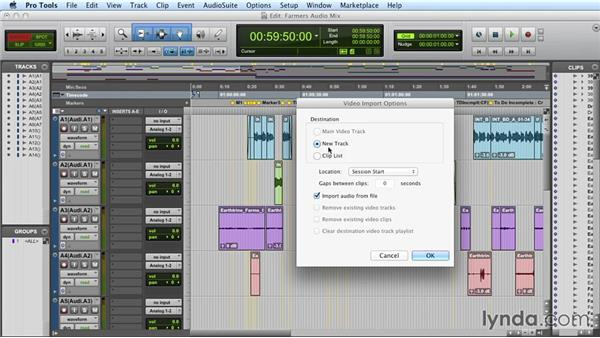 Importing to Pro Tools: Audio Post Workflow with Final Cut Pro X v10.1.x and Pro Tools