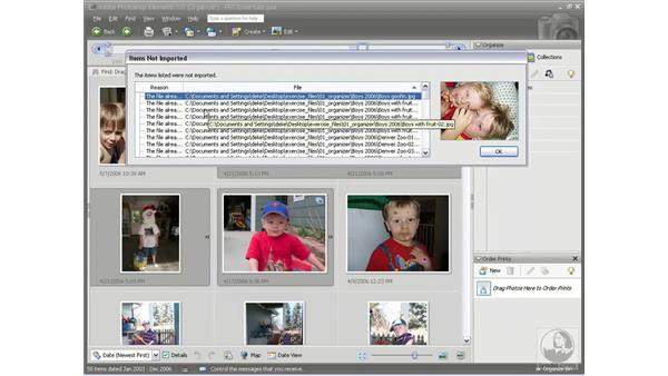 Other ways to get images: Photoshop Elements 5 Essential Training
