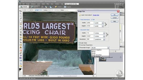 : Photoshop Elements 5 Essential Training